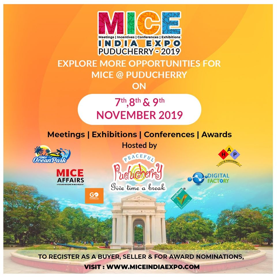 MICE INDIA EXPO - Puducherry 2019