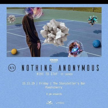 SUPER STOKED for this Friday, we have a fun gig with @nothing.anon