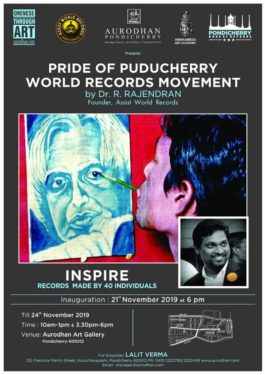 33rd Event in 2019 by Aurodhan art Gallery towards cultural harmony
