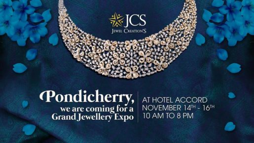 The Grand Jewellery Expo, Pondicherry