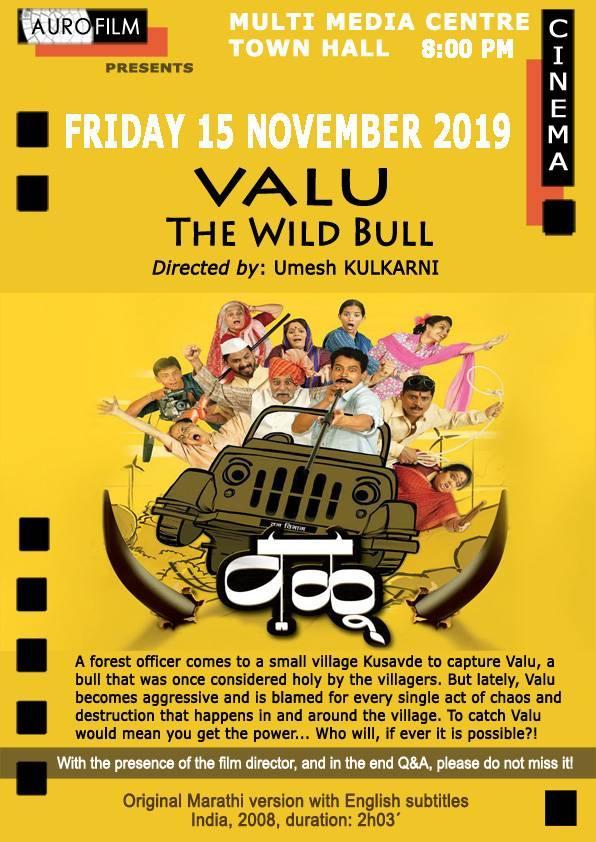 VALU THE WILD BULL