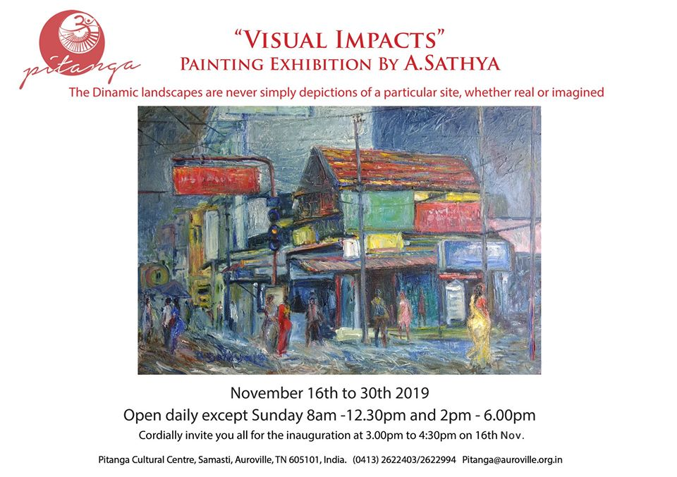 Visual Impacts by A.Sathya