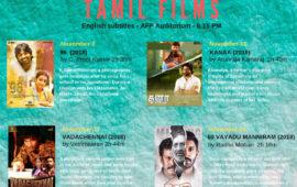Free Tamil Films Screening