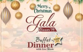 Christmas Buffet with Live Music