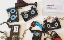 Cassette Charm Upcycling Workshop