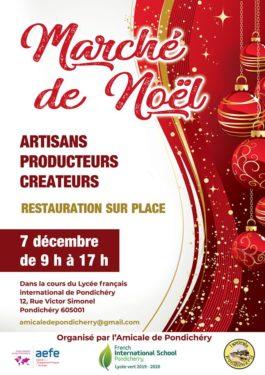 Marche de Noel-Christmas Market 2019