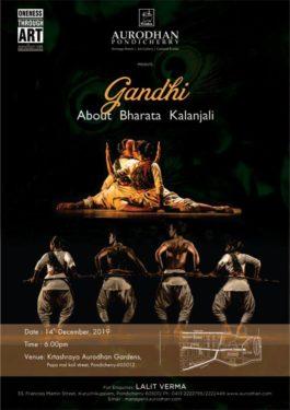 Gandhi about Bharata Kalanjali.