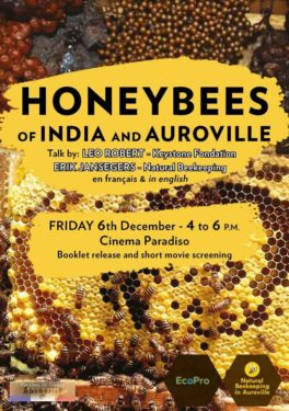 Honeybees of India and Auroville