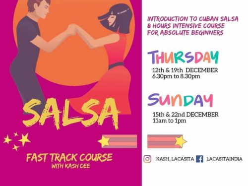 Learn to Dance Salsa - Fast Track Course
