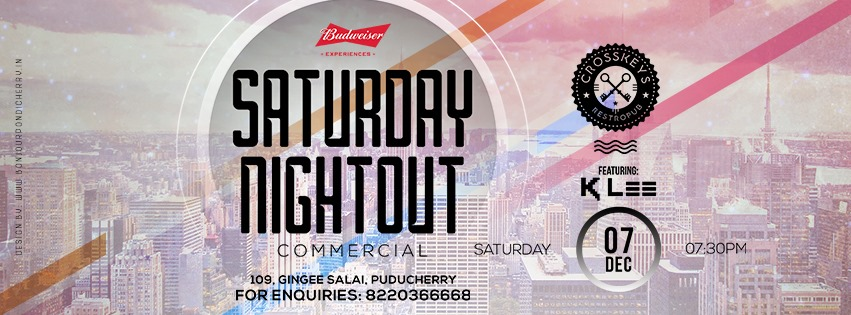 Saturday Nightout - Commercial, feat. KLEE