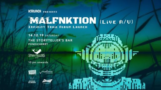 Saturdays ft Malfnktion (Album Launch) at The Storytellers Bar |