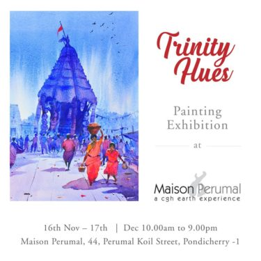 Trinity Hues, an exploratory exhibition