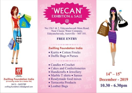 WECAN Exhibition & Sale