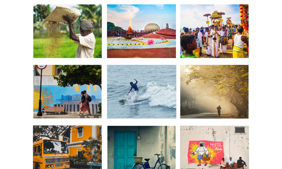 pondicherry calendar 2020