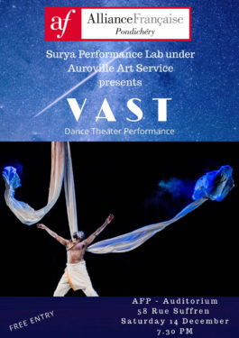 VAST-Dance Theater Performance