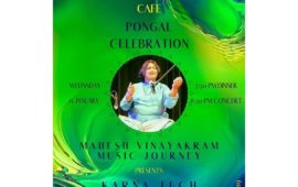 Celebrate Pongal with Well Cafe