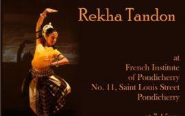 Odissi Performance by Rekha Tandon