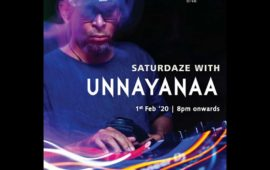 Saturdaze with Unnayanaa