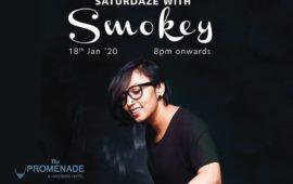 Saturdaze with Smokey