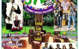 Pondy Freedom Jam Music Festival