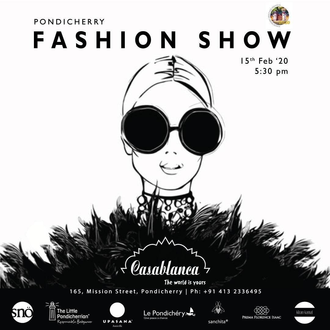 Pondicherry Fashion Show
