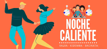 Noche Caliente [ Afro Latin Party ] with Kash D