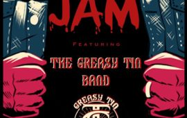 Garage Jam @ The Greasy Tin Café