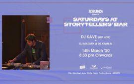 Saturdays ft DJ Kave